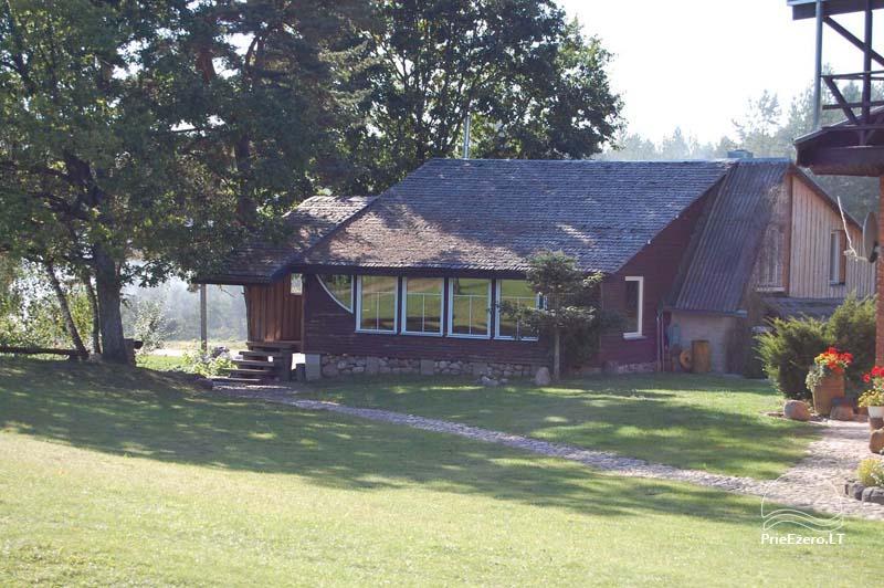 Homestead Azuolyne near Aukstadvaris - 16