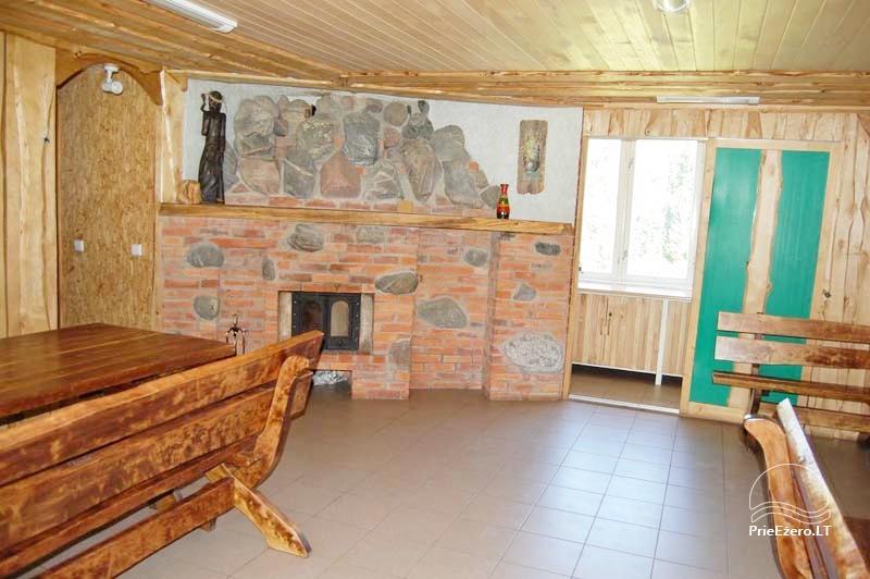 Homestead Azuolyne near Aukstadvaris - 19
