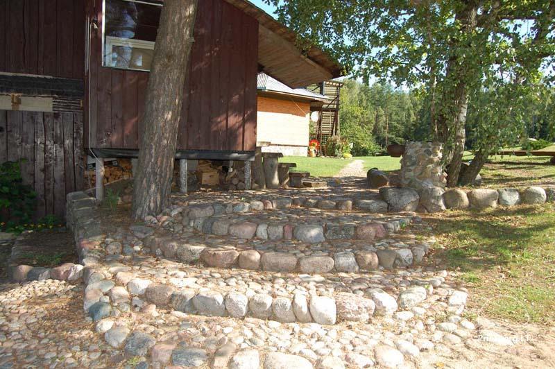 Homestead Azuolyne near Aukstadvaris - 22