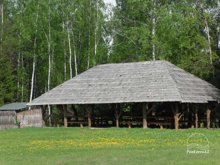 Homestead Azuolyne near Aukstadvaris - 26