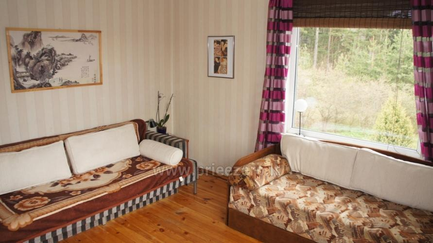Accommodation and sauna in Latvia, in the homestead Rozeni - 4