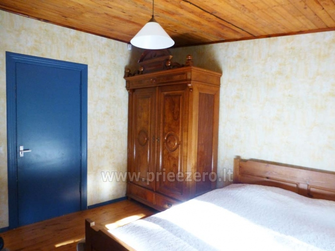 Accommodation and sauna in Latvia, in the homestead Rozeni - 5