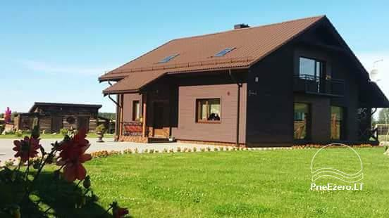 Homestead and holiday cottages for rent in Kreinga district - 1