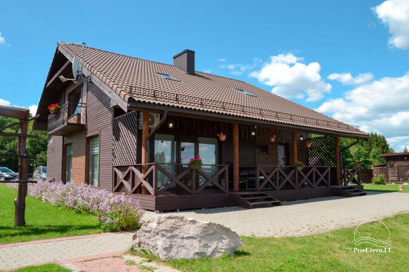 Homestead and holiday cottages for rent in Kreinga district - 5
