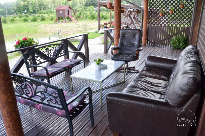 Homestead and holiday cottages for rent in Kreinga district - 8