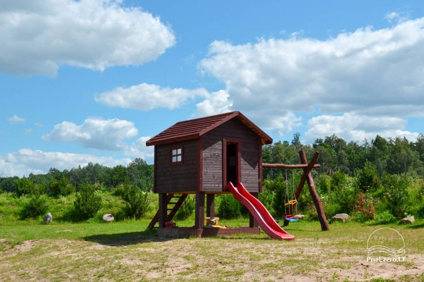 Homestead and holiday cottages for rent in Kreinga district - 7