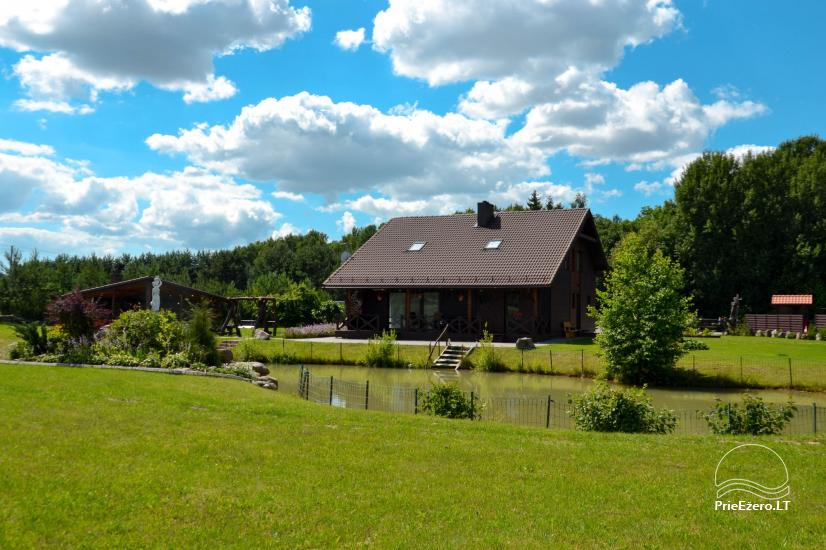 Homestead and holiday cottages for rent in Kreinga district - 14