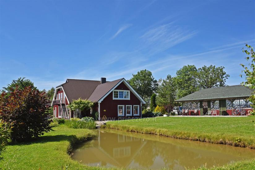 Vila RUNA - rest near the one of the prettiest lakes in Lithuania Plateliai - 4
