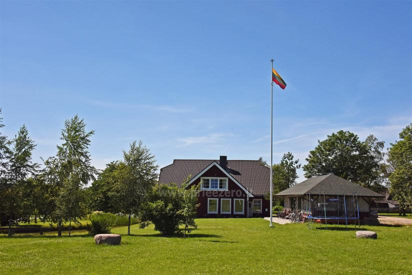 Vila RUNA - rest near the one of the prettiest lakes in Lithuania Plateliai - 5