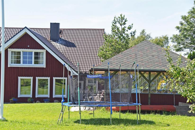 Vila RUNA - rest near the one of the prettiest lakes in Lithuania Plateliai - 10