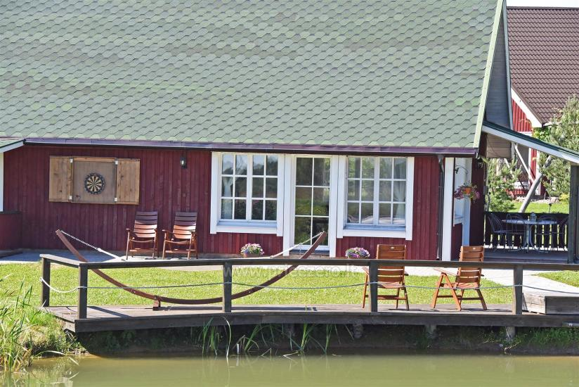 Vila RUNA - rest near the one of the prettiest lakes in Lithuania Plateliai - 11