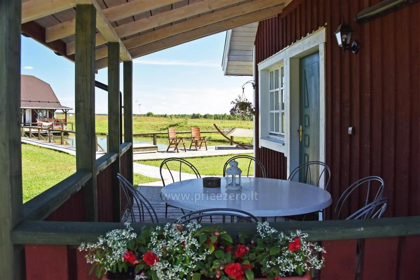 Vila RUNA - rest near the one of the prettiest lakes in Lithuania Plateliai - 12
