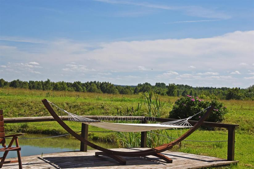 Vila RUNA - rest near the one of the prettiest lakes in Lithuania Plateliai - 13