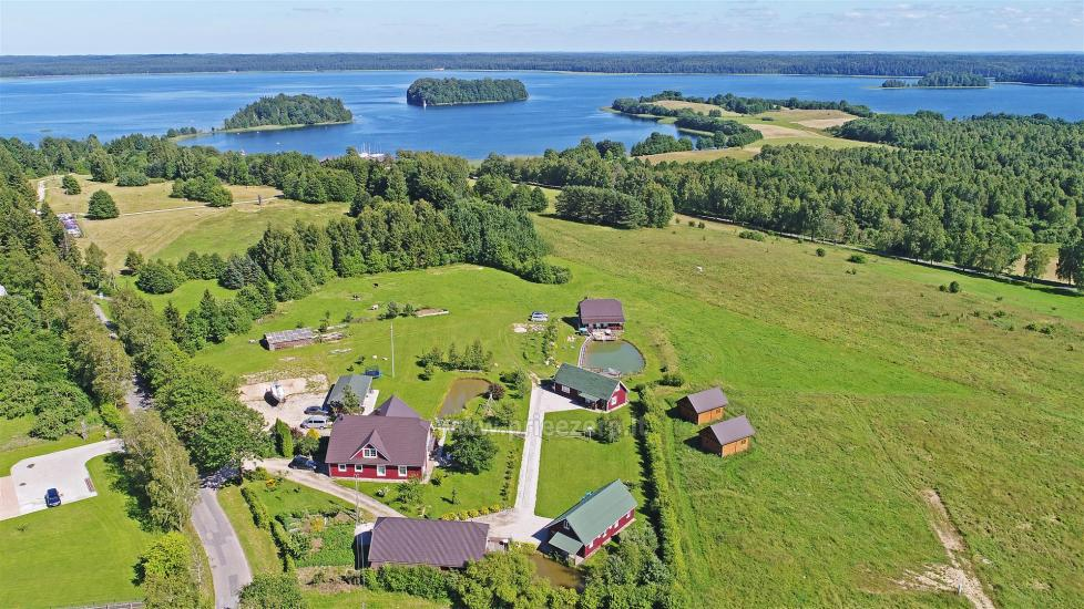 Vila RUNA - rest near the one of the prettiest lakes in Lithuania Plateliai - 6