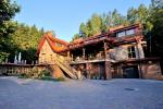 """Villa """"Gervalis"""" - entertainment and holiday center"""
