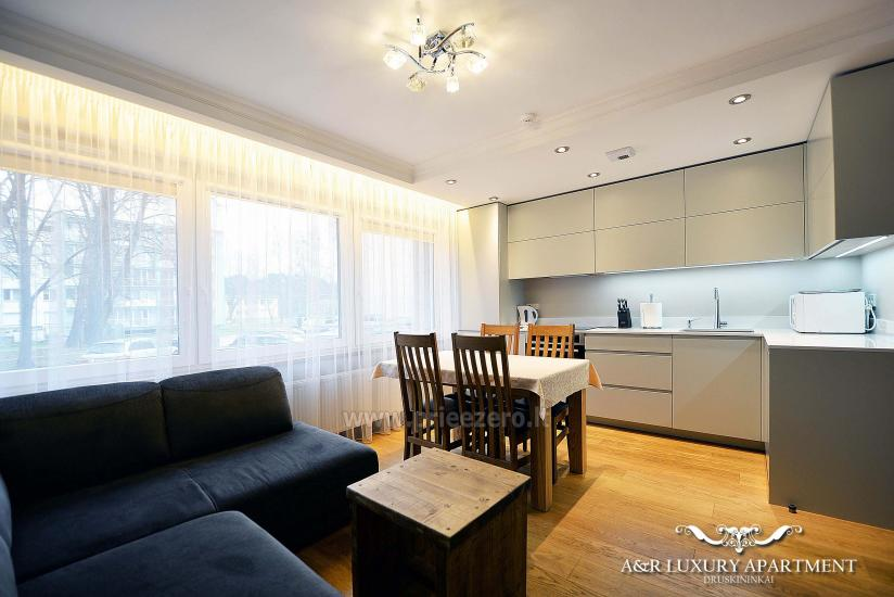 A&R Luxury apartment in Druskininkai, Lithuania - 1