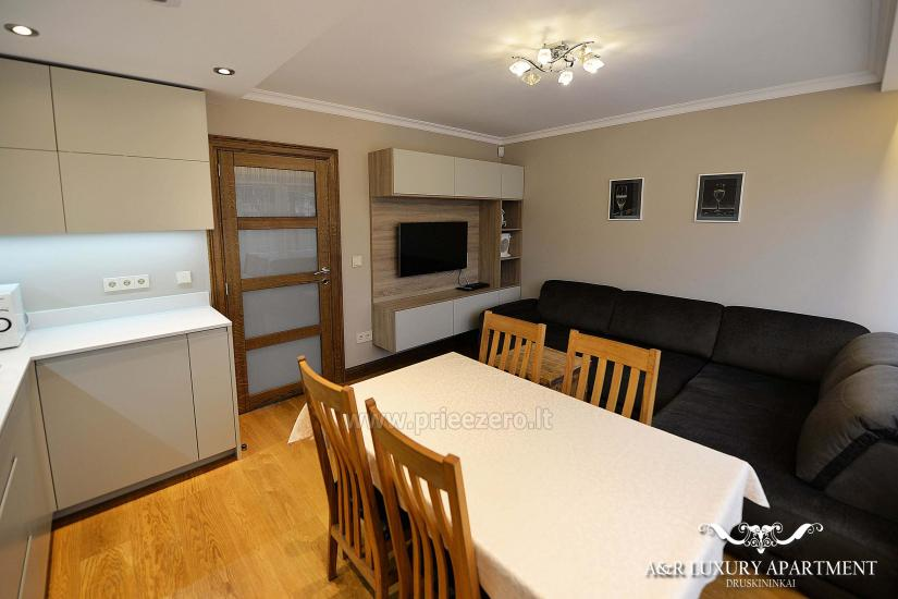 A&R Luxury apartment in Druskininkai, Lithuania - 2