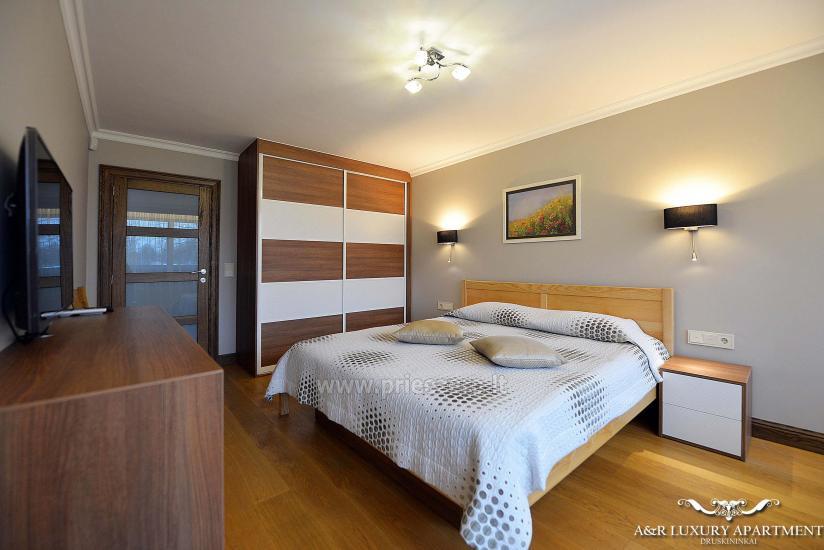 A&R Luxury apartment in Druskininkai, Lithuania - 19