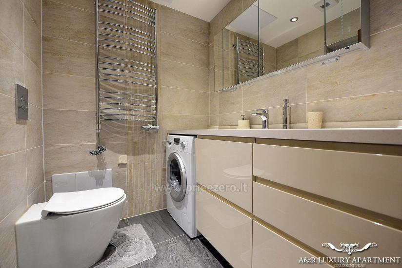 A&R Luxury apartment in Druskininkai, Lithuania - 27