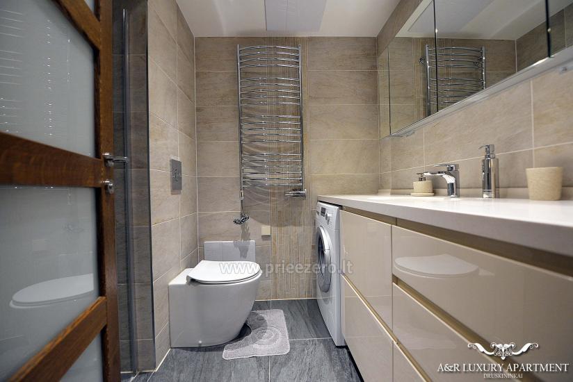 A&R Luxury apartment in Druskininkai, Lithuania - 28