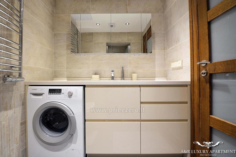 A&R Luxury apartment in Druskininkai, Lithuania - 29