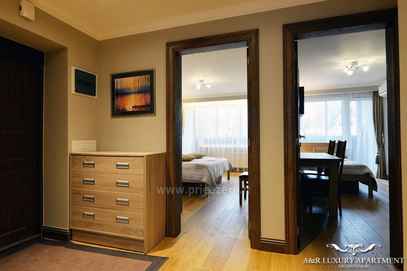 A&R Luxury apartment in Druskininkai, Lithuania - 38