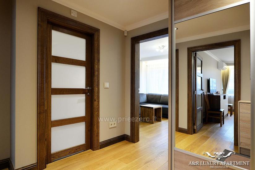 A&R Luxury apartment in Druskininkai, Lithuania - 39