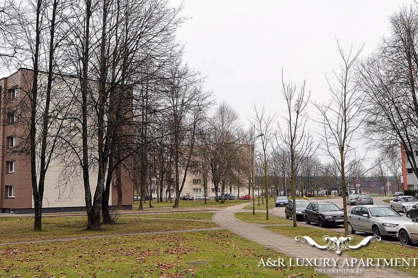 A&R Luxury apartment in Druskininkai, Lithuania - 43