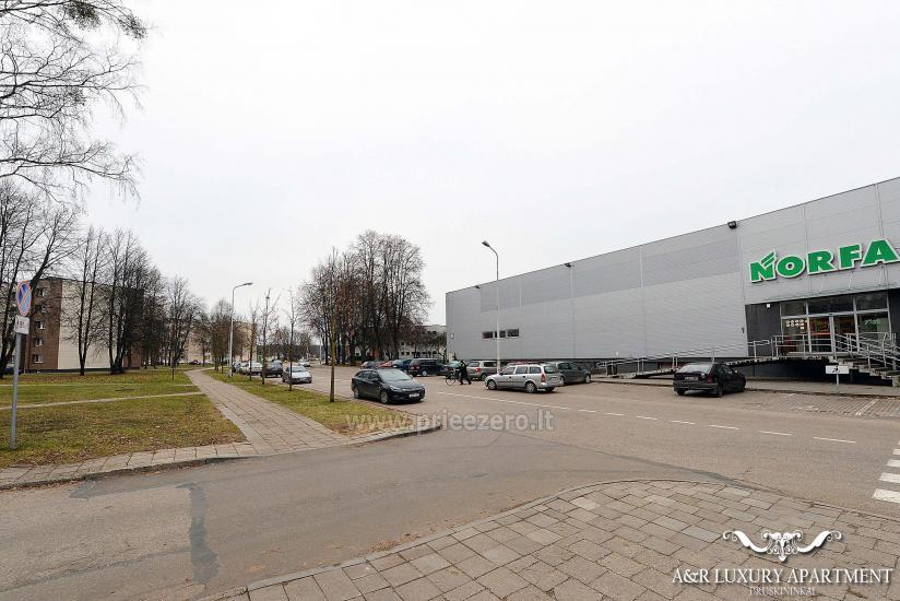 A&R Luxury apartment in Druskininkai, Lithuania - 45