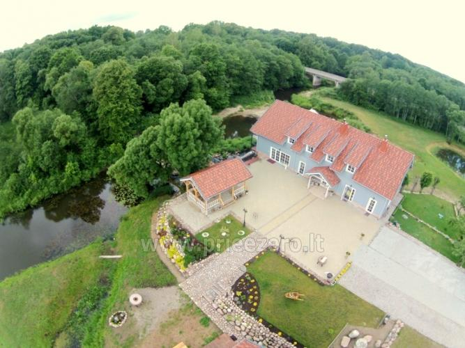 Homestead with banquet hall near Klaipeda Pagraumenės malūnas - 1