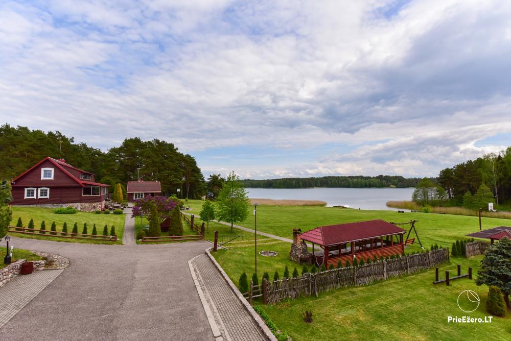 Homestead in Trakai region Antano Bielinio sodyba - 23