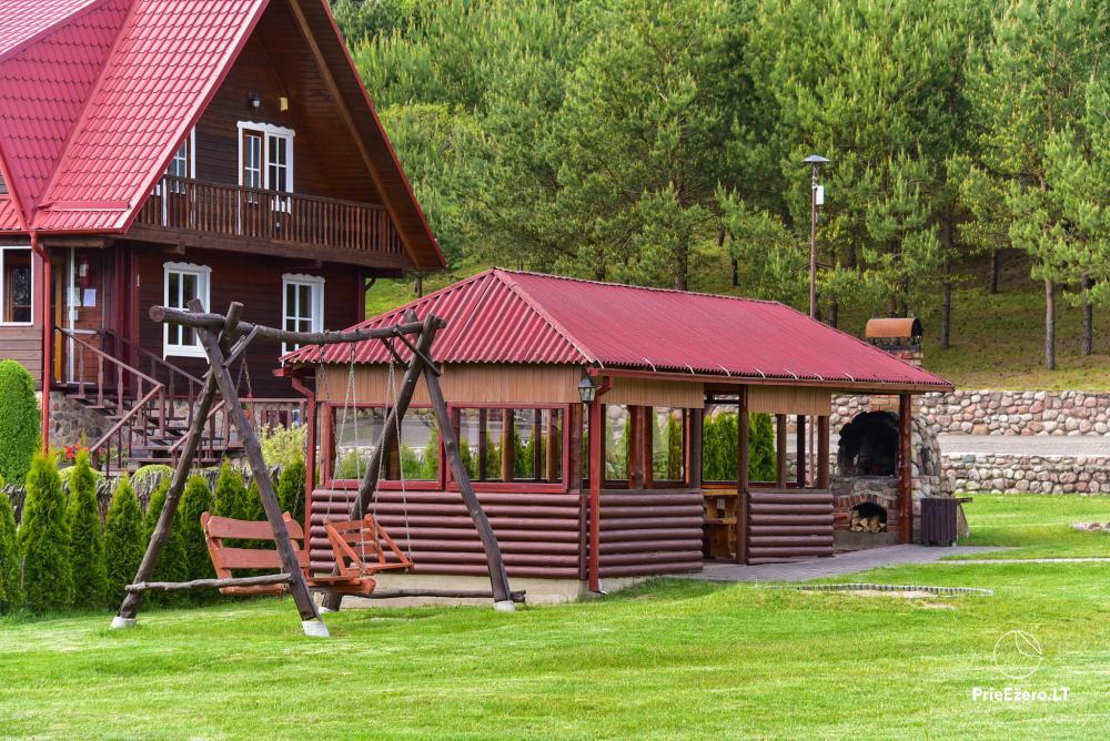 Homestead in Trakai region Antano Bielinio sodyba - 22