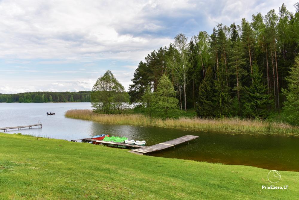 Homestead in Trakai region Antano Bielinio sodyba - 21