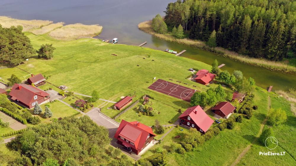 Homestead in Trakai region Antano Bielinio sodyba - 3