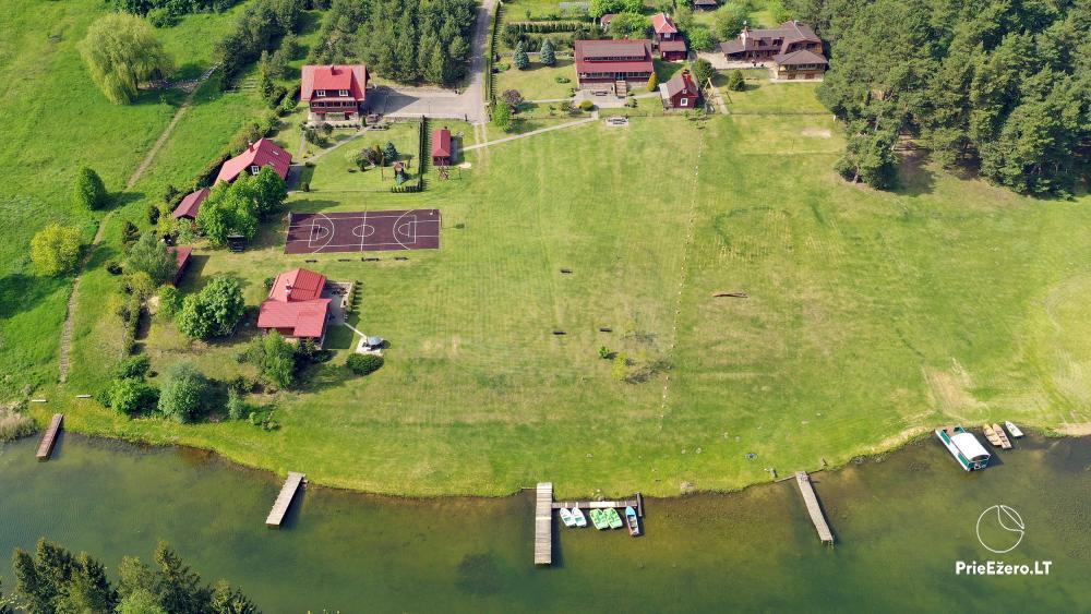 Homestead in Trakai region Antano Bielinio sodyba - 2