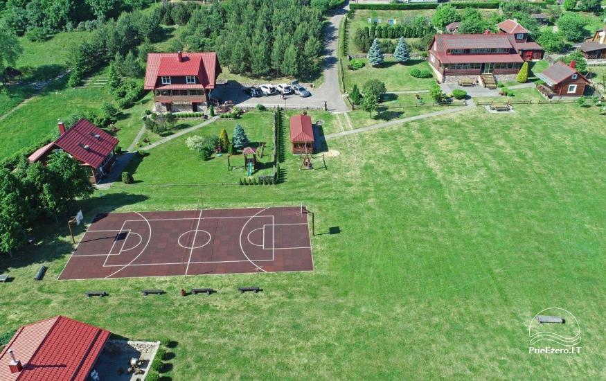 Urlaub in Trakai Region, Landhaus Antano Bielinio sodyba - 10