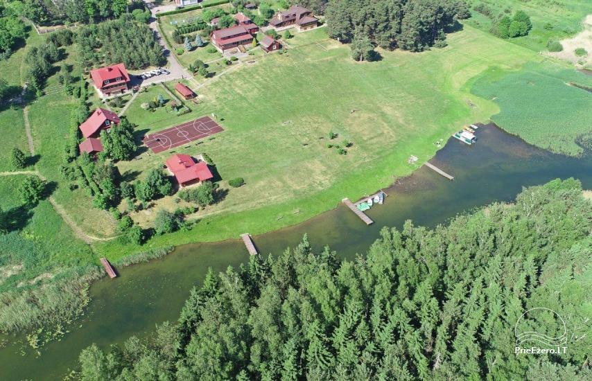 Homestead in Trakai region Antano Bielinio sodyba - 5