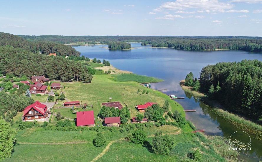 Urlaub in Trakai Region, Landhaus Antano Bielinio sodyba - 7