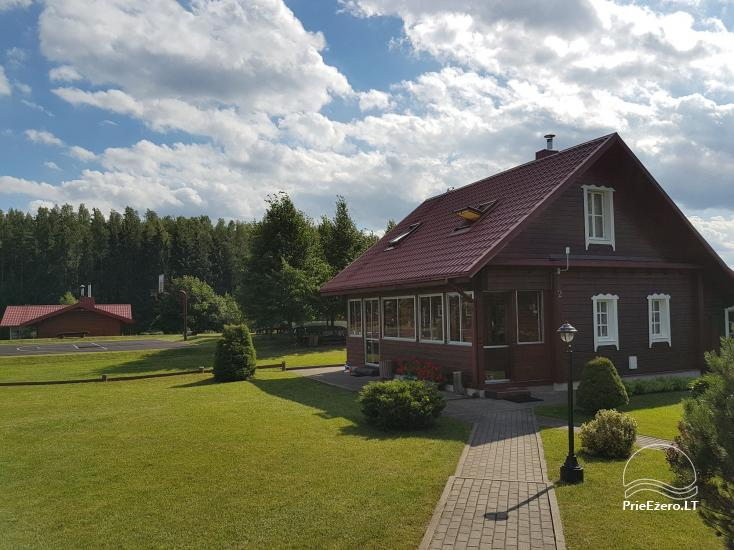 Urlaub in Trakai Region, Landhaus Antano Bielinio sodyba - 3