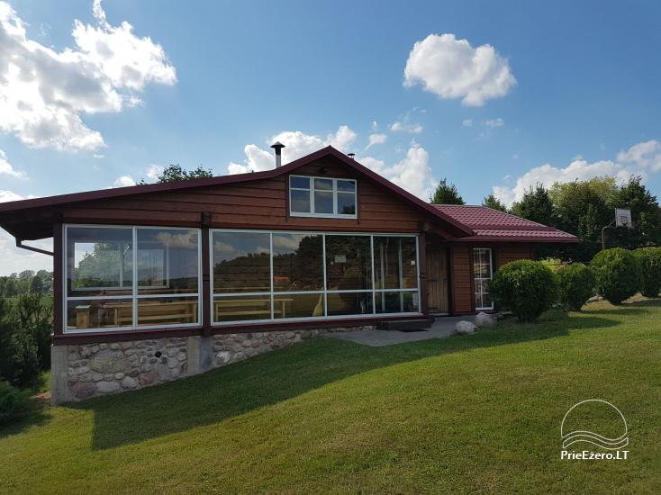 Urlaub in Trakai Region, Landhaus Antano Bielinio sodyba - 4