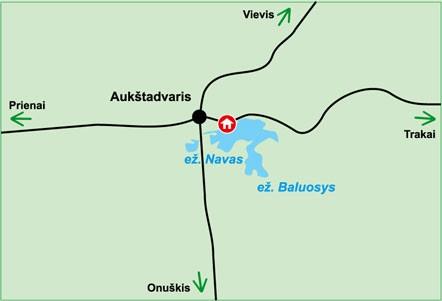 Homestead in Trakai region Antano Bielinio sodyba - 36