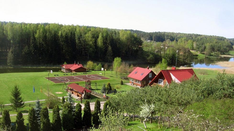 Homestead in Trakai region Antano Bielinio sodyba - 1