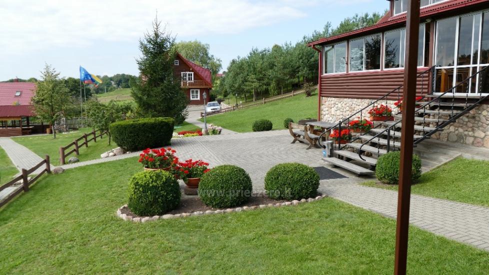 Homestead in Trakai region Antano Bielinio sodyba - 10