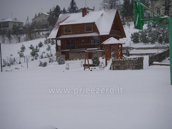 Homestead in Trakai region Antano Bielinio sodyba - 32