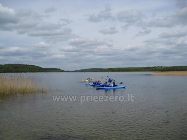 Homestead in Trakai region Antano Bielinio sodyba - 34