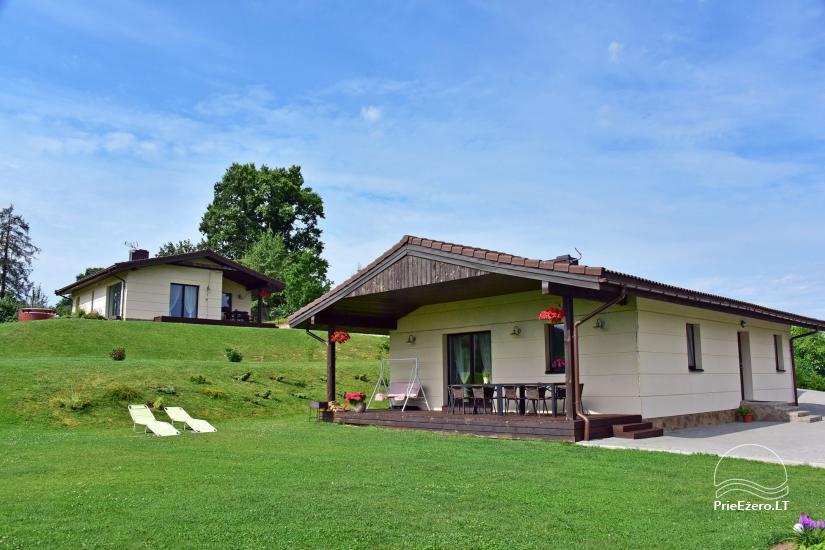 Villas and sauna for rent in Trakai region - Villa Trakai - 2