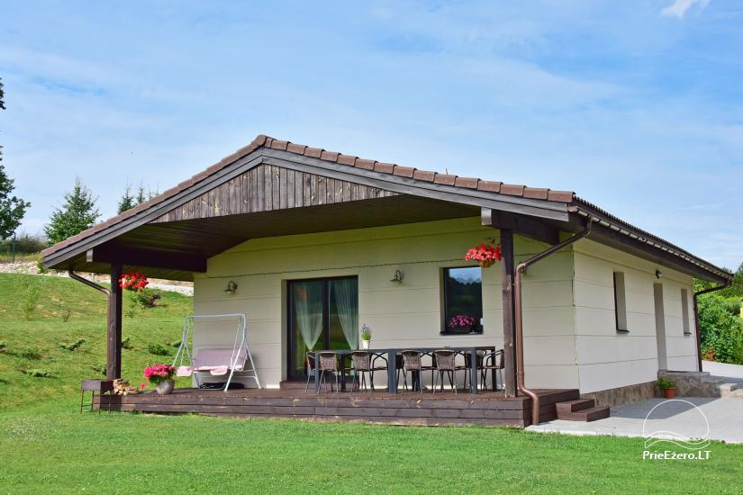 Villas and sauna for rent in Trakai region - Villa Trakai - 3