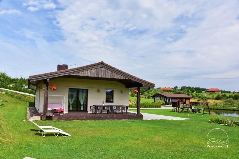 Villas and sauna for rent in Trakai region - Villa Trakai - 4