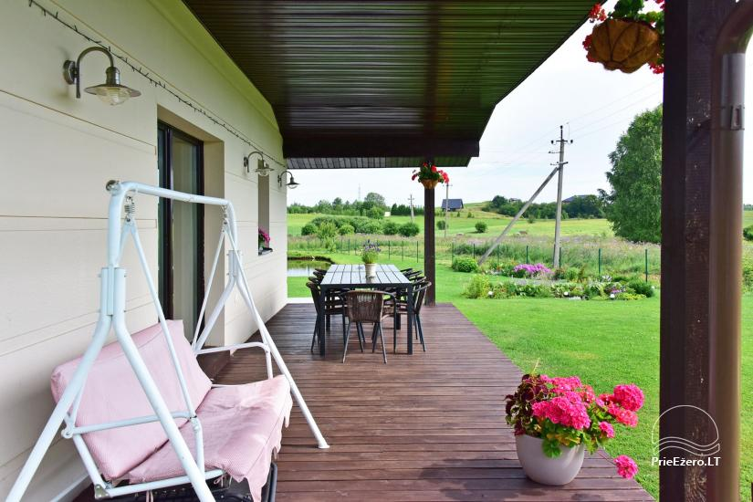 Villas and sauna for rent in Trakai region - Villa Trakai - 6