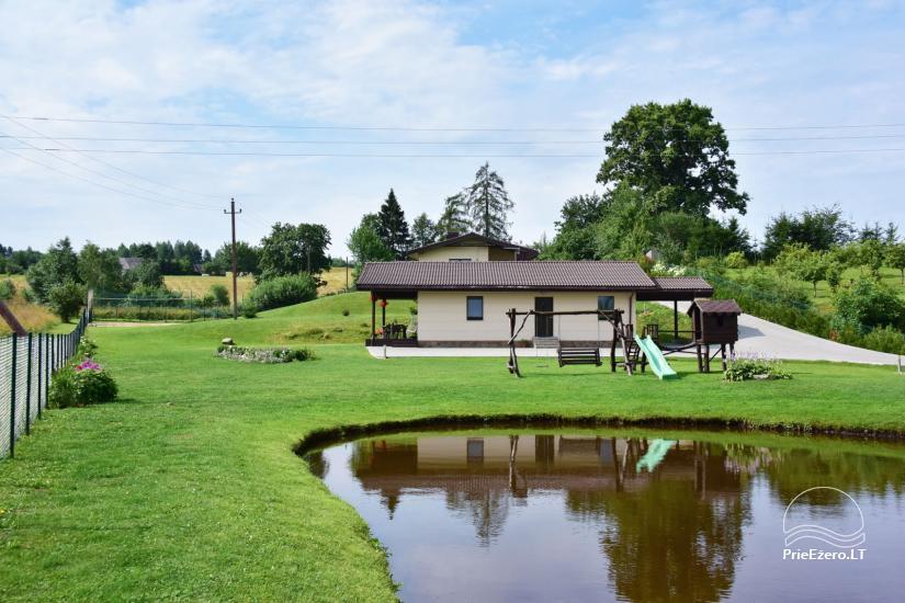 Villas and sauna for rent in Trakai region - Villa Trakai - 7